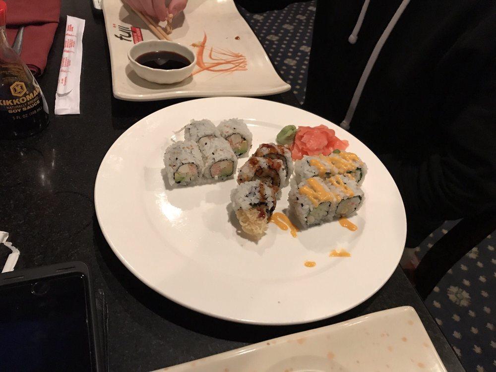 FUJI Japanese Steakhouse: 1614 S Kellogg Ave, Ames, IA
