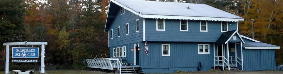 Skidaddlers Ski & Sports Club: 1202 US Route 302, Bartlett, NH