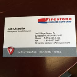 Firestone Complete Auto Care 16 Reviews Tires 307 Village