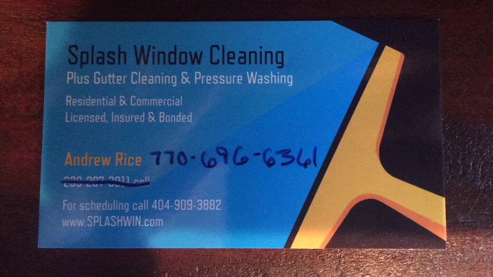 Photos for Splash Window Cleaning - Yelp