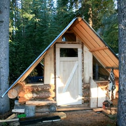 Photo of House of Doors - Vancouver BC Canada. Cabin Door Project & House of Doors - Building Supplies - 1295 Frances Street ... Pezcame.Com
