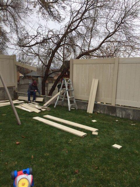 Adam Jensen Fencing: Spanish Fork, UT