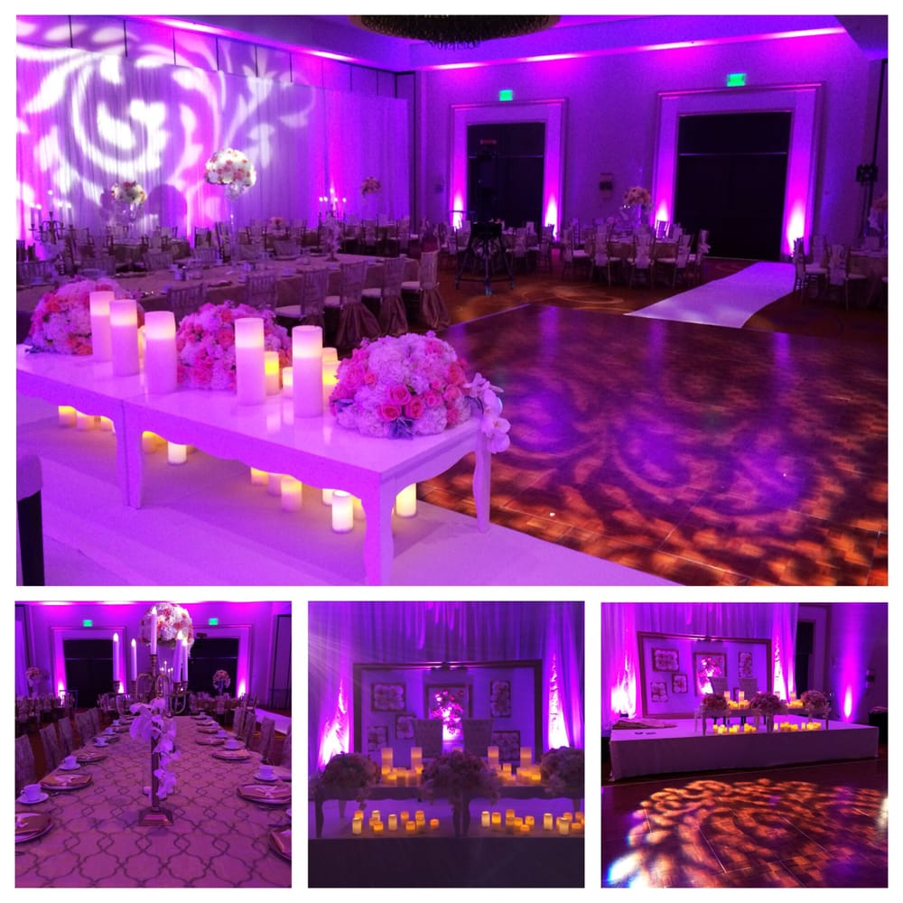 photo of bay area uplighting hayward ca united states dance floor gobo bay area uplighting wedding