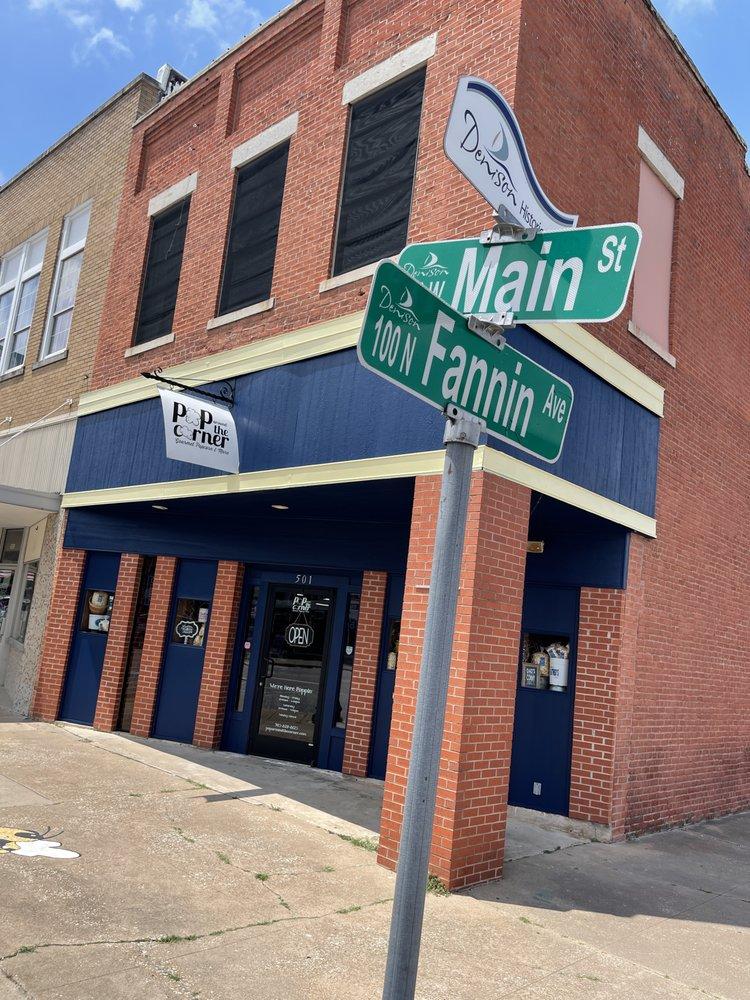 Pop Around The Corner: 501 W Main St, Denison, TX