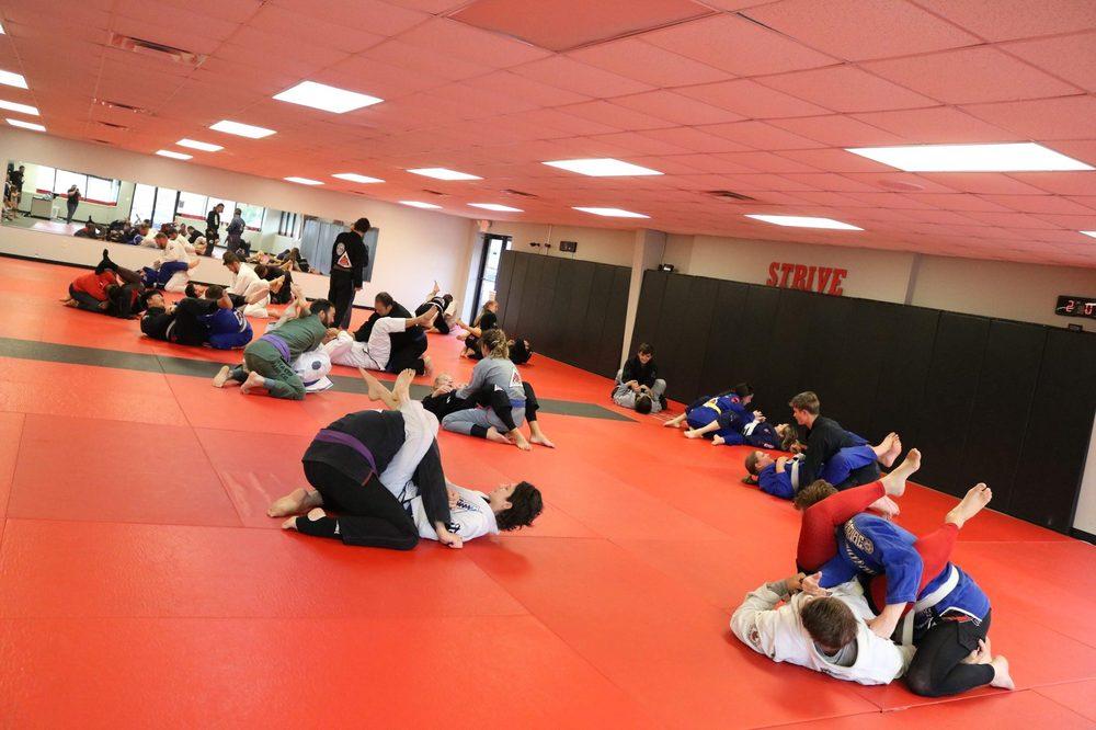 501 Martial Arts