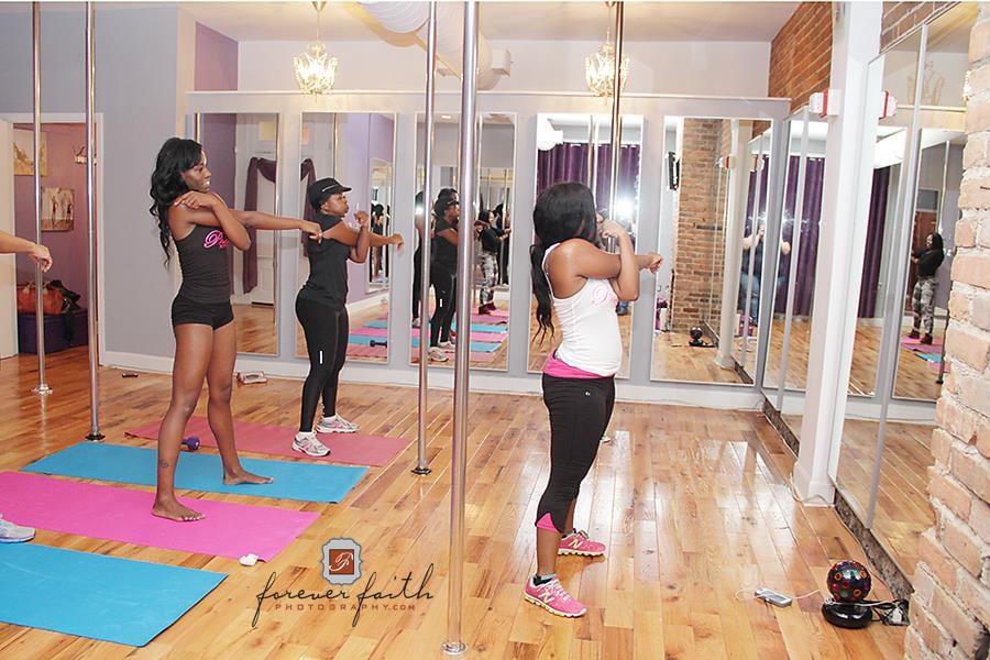 Posh Fitness: 1216 Sycamore St, Cincinnati, OH