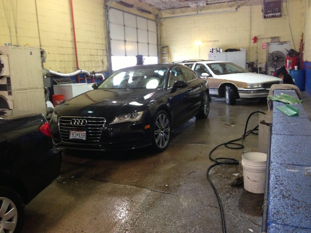 Car Wash Near Humboldt Park