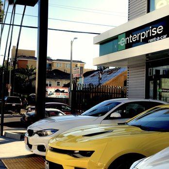 Enterprise Rent A Car Hollywood Ca United States