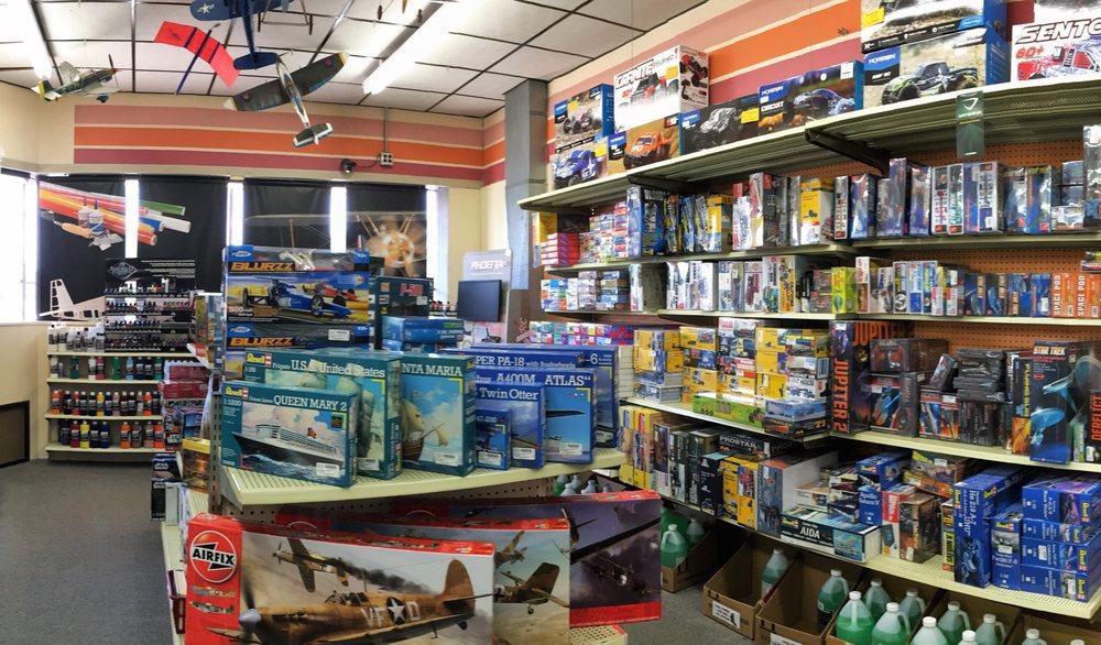 Prop Shop Hobbies: 23326 Van Dyke Ave, Warren, MI