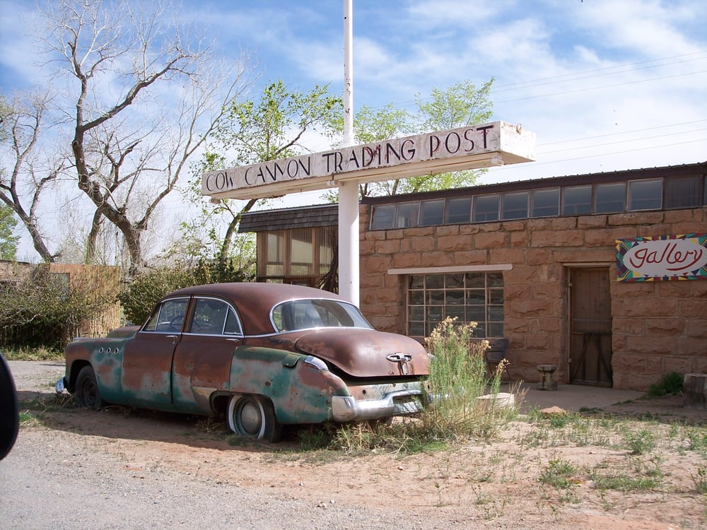 Cow Canyon Trading Post: Highways 191 & 163, Bluff, UT