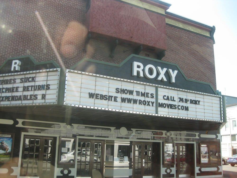 Roxy Theatre: 308 E Main St, Lock Haven, PA