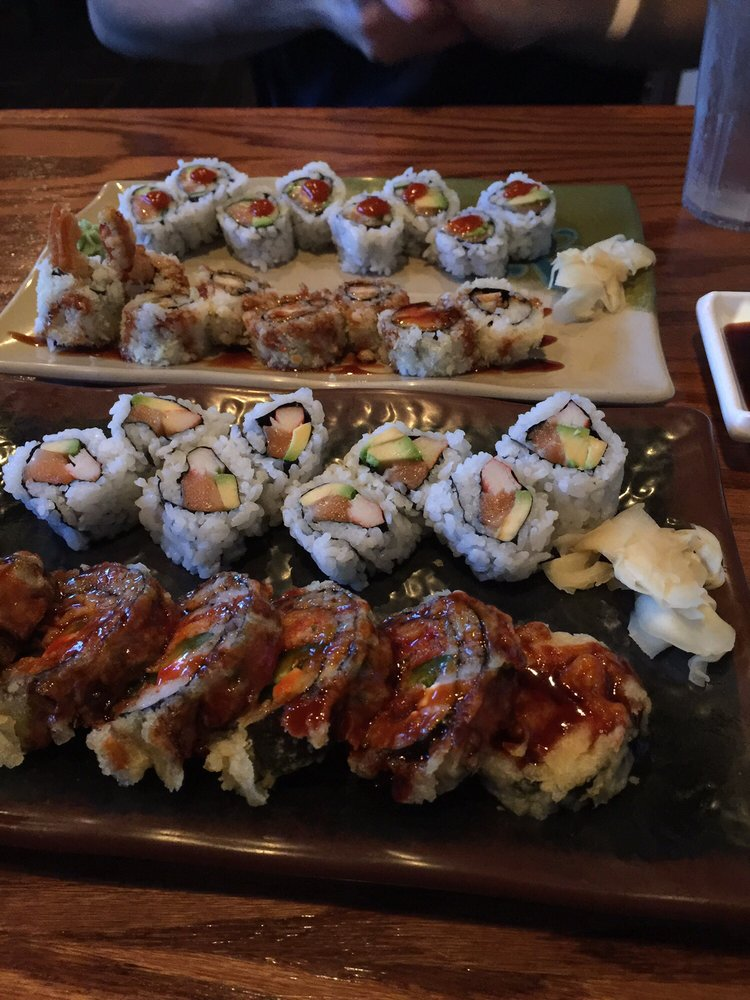 Sushi Cafe: 3004 Zelda Rd, Montgomery, AL