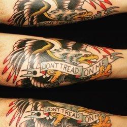 Kamikaze tattoo 22 photos 19 reviews tattoo 98 for Tattoo shop rochester ny