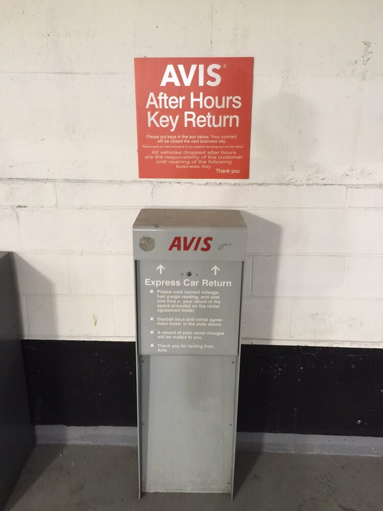Avis Rent A Car Car Rental 80 Bloor Street E Toronto