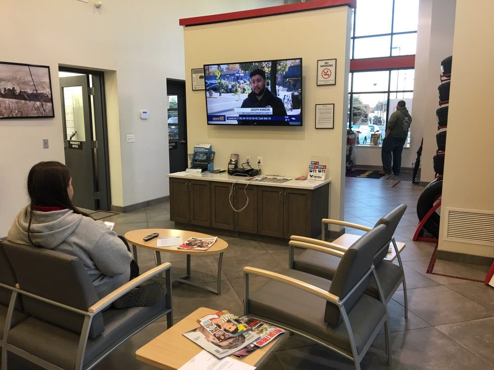 ETD Discount Tire Centers: 22 Kinderkamack Rd, Westwood, NJ