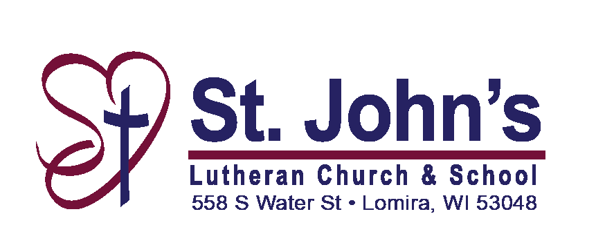 St John's Lutheran Church and School: 558 S Water St, Lomira, WI
