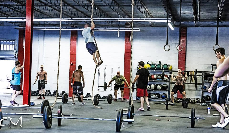 CrossFit Beaumont: 2895 Laurel Ave, Beaumont, TX