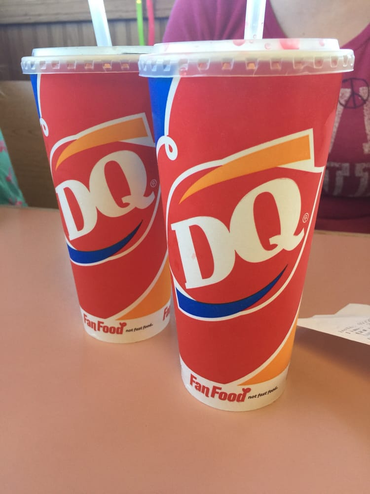 Dairy Queen Grill & Chill: 212 Mill St, Loogootee, IN