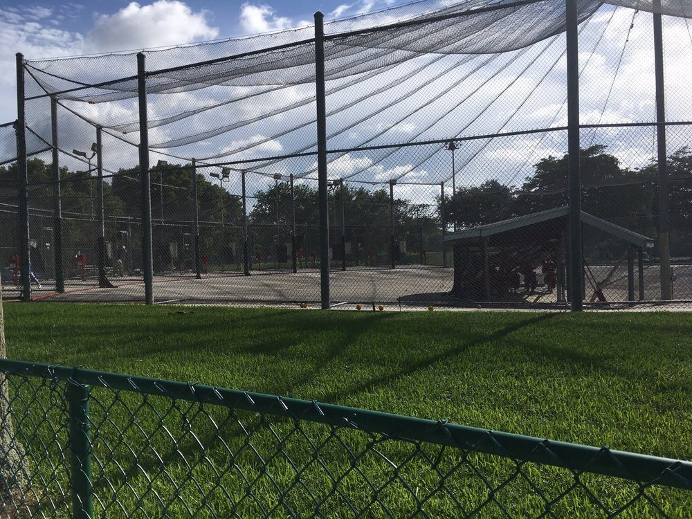Batting cages pembroke pines