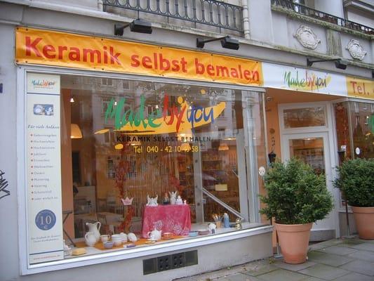 made by you keramik selbst bemalen hamburg yelp. Black Bedroom Furniture Sets. Home Design Ideas