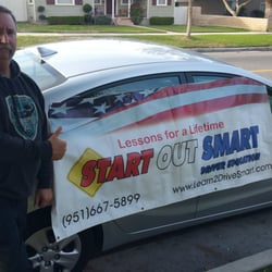 Photo Of Start Out Smart Driver Education Corona Ca United States