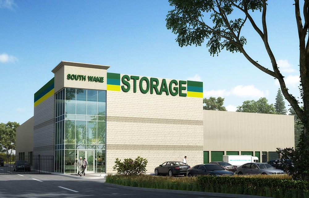 Beautiful South Wake Storage A Modern 3 Story Climate Controlled Facility Located  Across From Tech On Highway