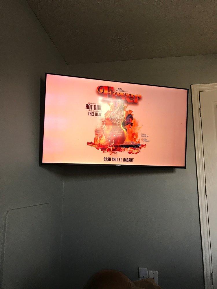 Sameday Tv Installs: Humble, TX