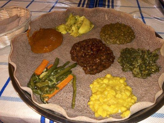 Gojo Ethiopian Restaurant 3015 E Thomas Rd Ste 101 Phoenix, AZ