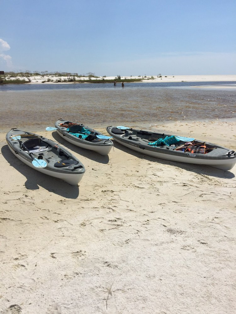 Friends Of Camp Helen-Kayak Rental: 23937 Panama City Beach Pkwy, Panama City Beach, FL
