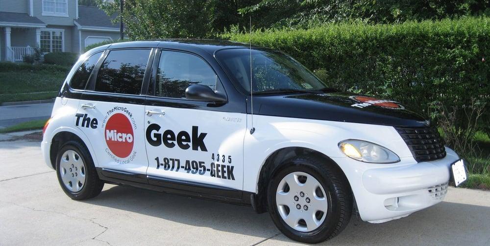 The Micro Geek: 10601 Taunton Ct, Beltsville, MD