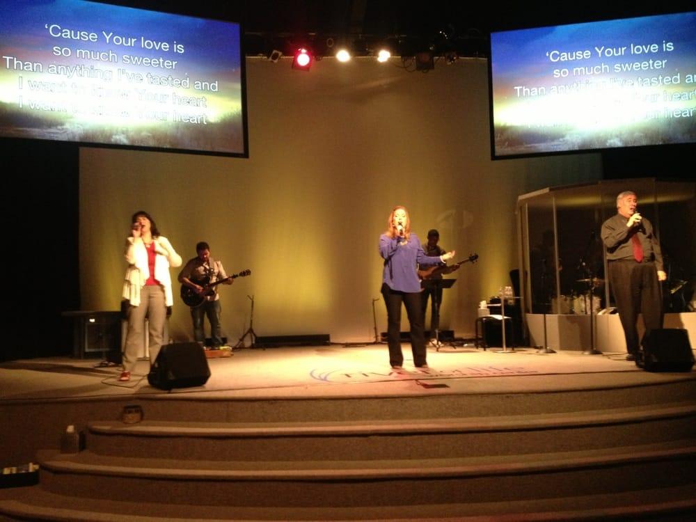 River of Life Church: 7408 Jefferson Davis Hwy, Spotsylvania, VA