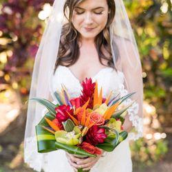 Photo of Reveal Hair & Makeup - Honolulu, HI, United States. Hawaii Wedding ...