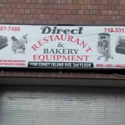 Direct Kitchen Equipment - Restaurant Supplies - 1100 Coney Island ...