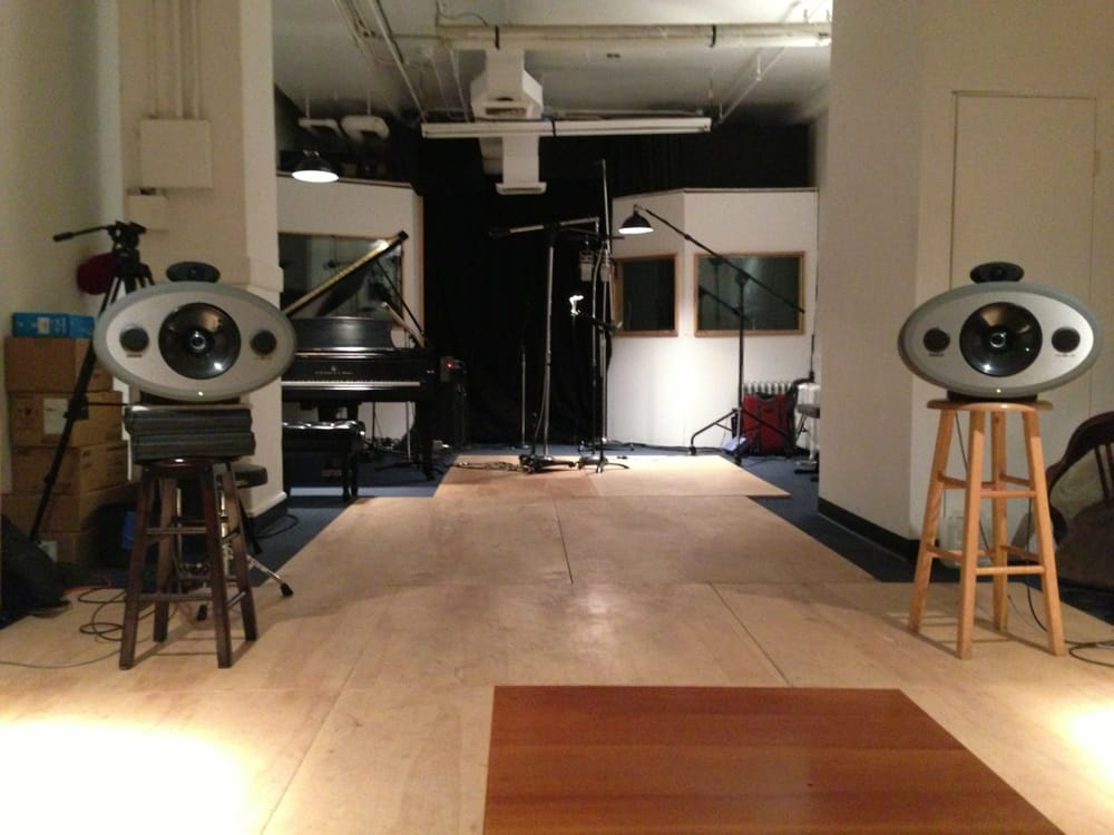 Sean Swinney Recording: 244 W 54th St, New York, NY