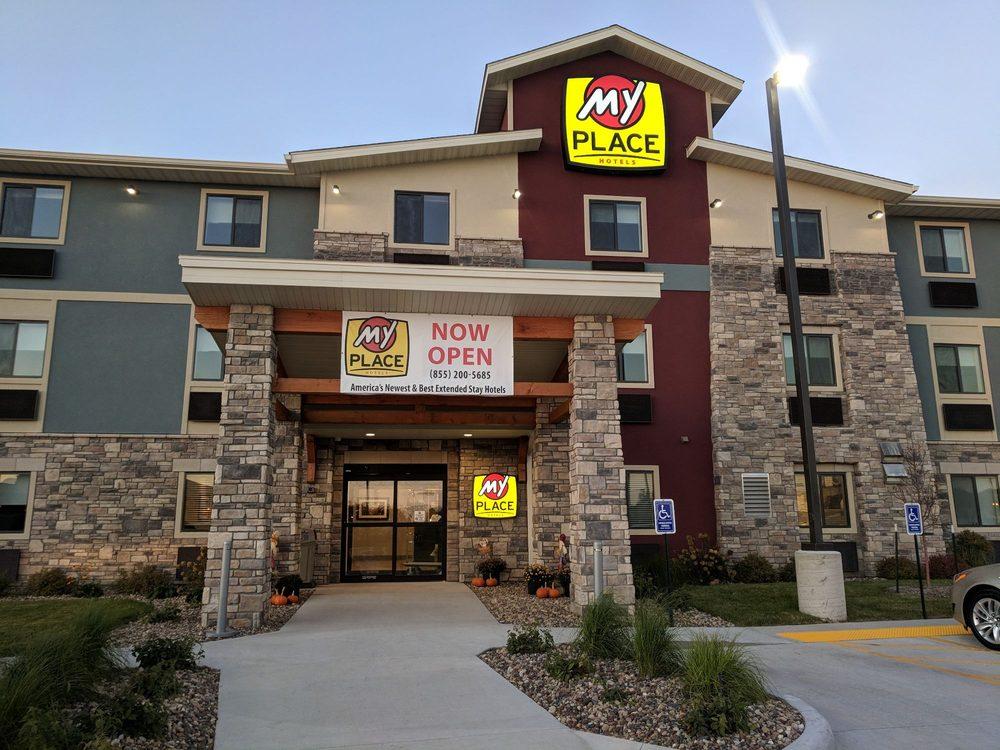My Place Hotel: 4653 Progress Dr, Davenport, IA