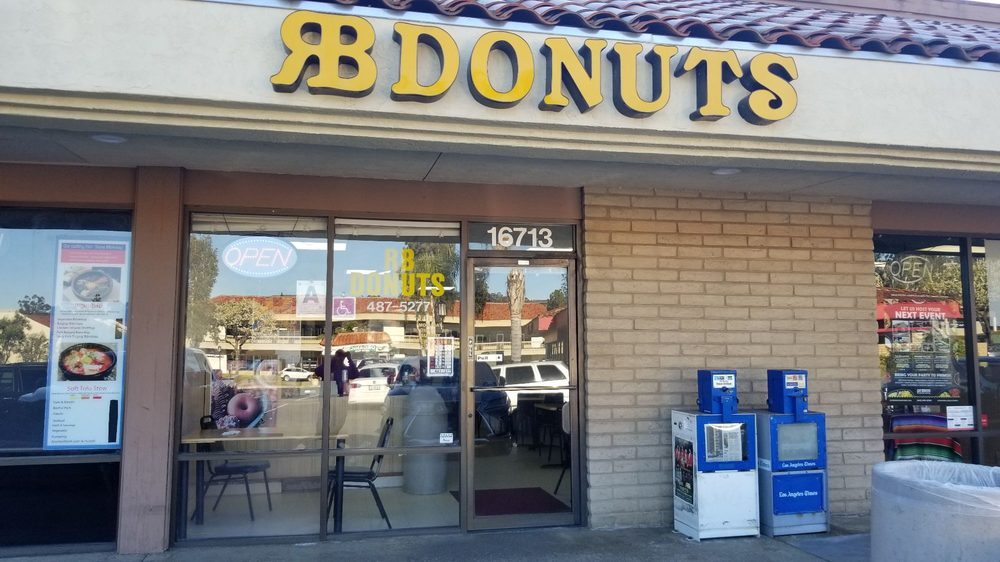 R B Donut & Sweets Shoppe