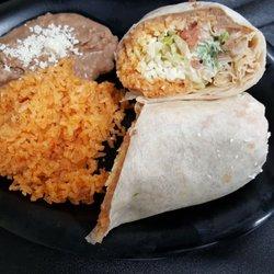 1 Arriba Tacos And Burritos