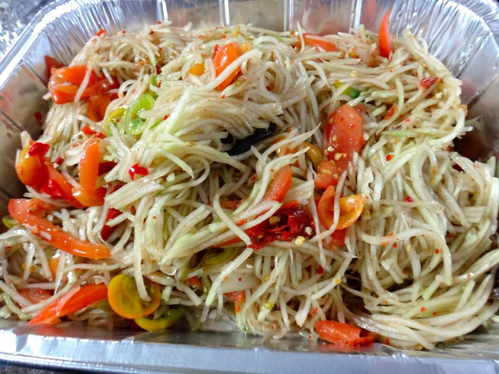 Kinaly Thai Food San Marcos Ca