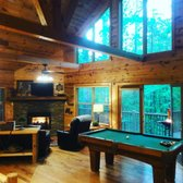 cabins in cabin rentals sautee nacoochee ridge blue enchantment ga helen