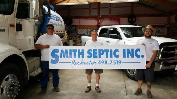 Smith Septic: Rochester, IL