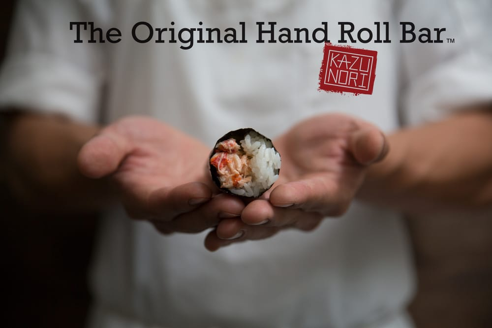 KazuNori  | The Original Hand Roll Bar