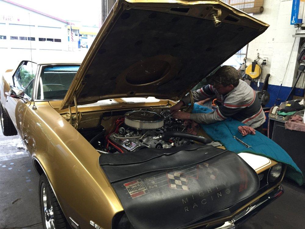 Jim's Automotive Experts: 102 E Main St, Everson, WA