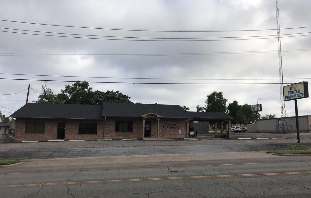 Porter Pharmacy: 308 W Larissa St, Jacksonville, TX