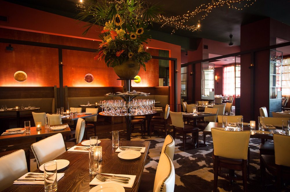 Photo Of Oba   Portland, OR, United States. Stunning Main Dining Room.