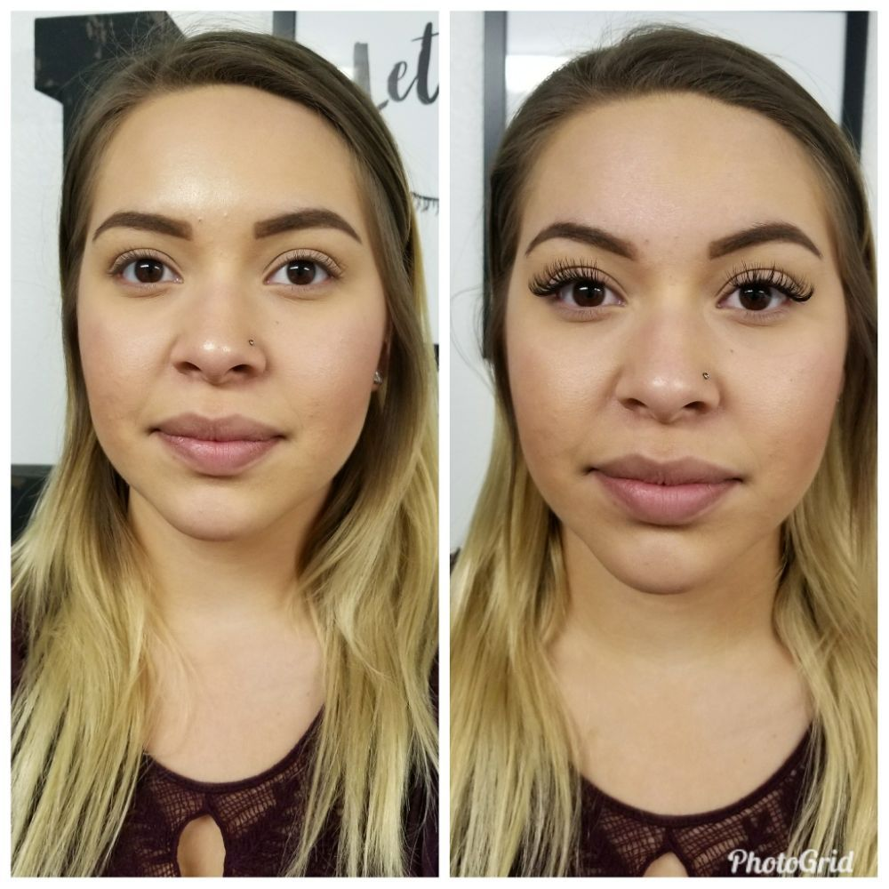 Lashes Downtown: 116 S Meridian, Puyallup, WA