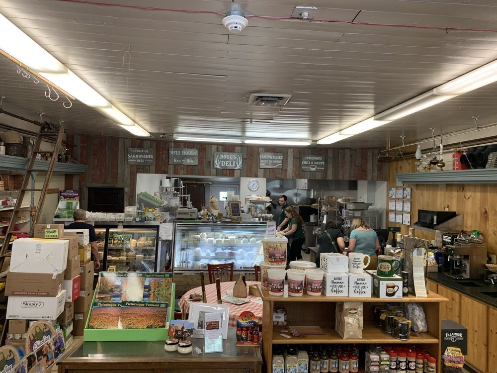 Wayside Country Store: 3307 Vt Rte 313 W, Arlington, VT