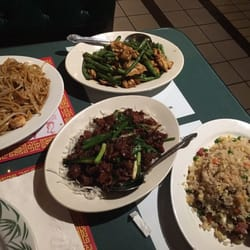 Photo Of Great Wall Restaurant Monterey Ca United States Mongolian Beef