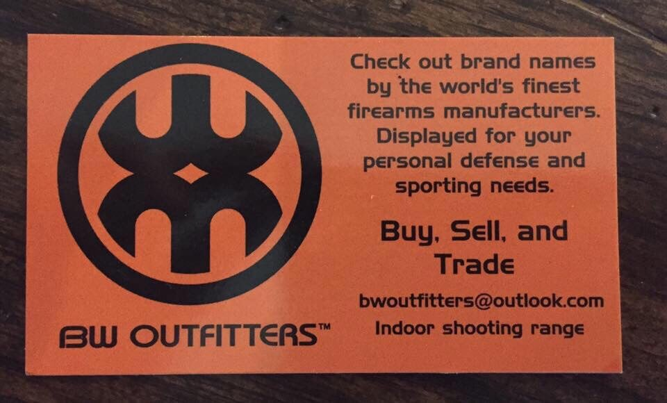 BW Outfitters: 1118 4th Ave S, Denison, IA