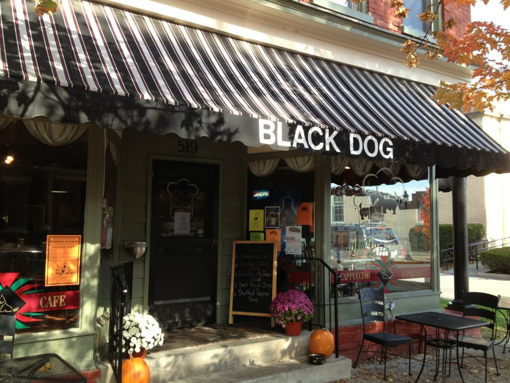 Black Dog Coffee & Catering: 519 Allegheny St, Hollidaysburg, PA