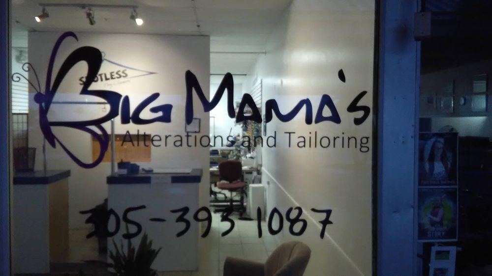 Big Mama's Alterations and Tailoring: 717 Overseas Hwy, Big Coppitt Key, FL